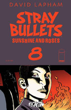 Image: Stray Bullets: Sunshine & Roses #8 - Image Comics