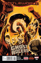 Image: Ghost Racers #4 - Marvel Comics