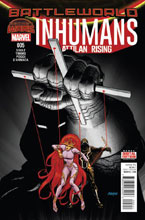 Image: Inhumans: Attilan Rising #5 - Marvel Comics
