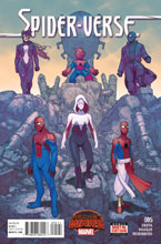 Image: Spider-Verse #5 - Marvel Comics