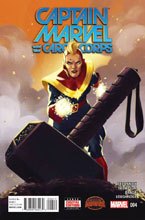Image: Captain Marvel & the Carol Corps #4 - Marvel Comics