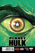 Image: Planet Hulk #5 - Marvel Comics