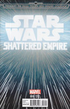 Image: Journey to Star Wars: The Force Awakens - Shattered Empire #1 (hyperspace variant cover - 00141) - Marvel Comics