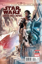 Image: Journey to Star Wars: The Force Awakens - Shattered Empire #2 - Marvel Comics
