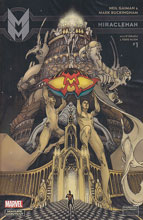 Image: Miracleman by Gaiman and Buckingham #1 (Bianchi variant cover - 00131) - Marvel Comics