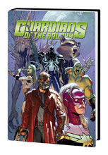 Image: Guardians of the Galaxy Vol. 02 HC  - Marvel Comics