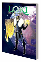 Image: Loki: Agent of Asgard Vol. 03 - Last Days SC  - Marvel Comics