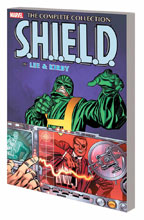 Image: S.H.I.E.L.D. by Lee & Kirby: The Complete Collection SC  - Marvel Comics