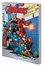 Image: Avengers: No More Bullying SC  - Marvel Comics