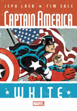 Image: Captain America: White #2 by Sale Poster  - Marvel Comics