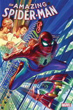 Image: Amazing Spider-Man #1 by Ross Poster  - Marvel Comics