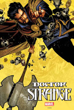 Image: Doctor Strange #1 by Bachalo Poster  - Marvel Comics