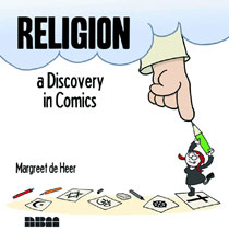 Image: Religion: A Discovery in Comics HC  - NBM