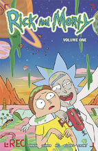 Image: Rick & Morty Vol. 01 SC  - Oni Press Inc.