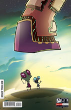 Image: Invader Zim #3 - Oni Press Inc.