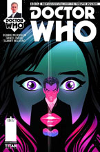 Image: Doctor Who: The 12th Doctor #13 (cover A - Hughes) - Titan Comics