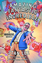 Image: Amazing Fantastic Incredible: A Marvelous Memoir HC  - Touchstone