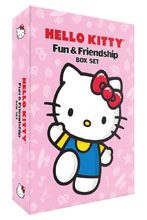 Image: Hello Kitty Fun & Friendship Box Set Vol. 01  - Viz Media LLC