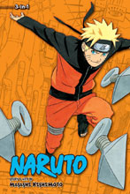 Image: Naruto 3-in-1Edition Vol. 12  (Vols. 34, 35, 36) SC - Viz Media LLC