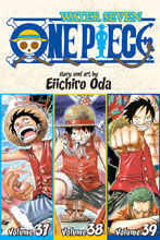 Image: One Piece 3-in-1 Vol. 13 SC  - Viz Media LLC