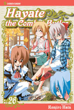 Image: Hayate the Combat Butler Vol. 26 SC  - Viz Media LLC
