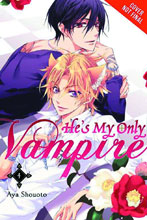 Image: He's My Only Vampire Vol. 04 GN  - Yen Press
