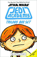 Image: Star Wars: Jedi Academy Trilogy Boxed Set  - Scholastic Inc.