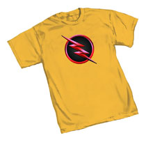 Image: Reverse Flash TV Symbol T-Shirt  (M) -