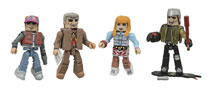 Image: Back to the Future Minimates: 30th Anniversary Hill Valley Box Set  -