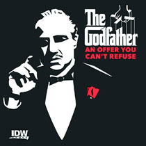 Image: Godfather: An Offer You Can't Refuse Card Game  - IDW Publishing