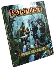 Image: Pathfinder Campaign Setting: Inner Season Races  -