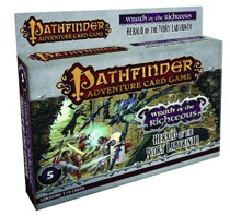 Image: Pathfinder: Wrath Righteous Adventure Deck 5 - Herald of the Ivory Labyrinth  -