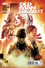 Image: Old Man Logan #1 (2nd printing variant)  [2015] - Marvel Comics