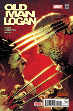 Image: Old Man Logan #2 (2nd printing variant)  [2015] - Marvel Comics