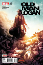 Image: Old Man Logan #3 (2nd printing variant)  [2015] - Marvel Comics