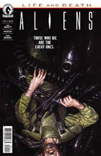 Image: Aliens: Life and Death #1  [2016] - Dark Horse Comics