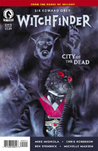 Image: Witchfinder: City of the Dead #2 - Dark Horse Comics