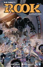 Image: Rook Vol. 02: Desperate Times SC  - Dark Horse Comics
