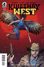Image: Kingsway West #2  [2016] - Dark Horse Comics