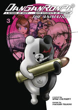 Image: Danganronpa: The Animation Vol. 03 SC  - Dark Horse Comics