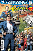 Image: Action Comics #963 (variant cover - Gary Frank) - DC Comics
