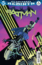 Image: Batman #6 (variant cover - Tim Sale) - DC Comics