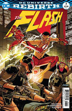 Image: Flash #7 (variant cover - Dave Johnson) - DC Comics