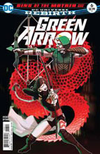Image: Green Arrow #6 - DC Comics
