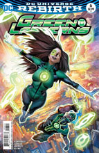 Image: Green Lanterns #6 - DC Comics