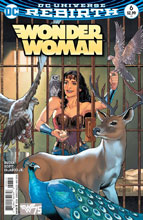 Image: Wonder Woman #6 - DC Comics