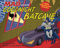 Image: Goodnight Batcave HC  - DC Comics