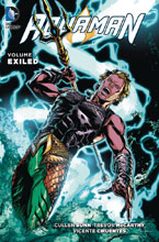Image: Aquaman Vol. 07: Exiled SC  - DC Comics
