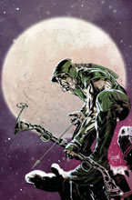 Image: Green Arrow Vol. 09: Outbreak SC  - DC Comics