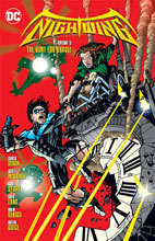 Image: Nightwing Vol. 05: The Hunt for Oracle SC  - DC Comics